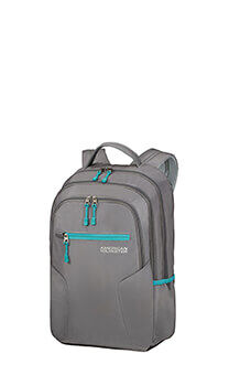 d0b2603b6e60 American Tourister Urban Groove UG6 Laptop Backpack 15.6  Grey Green