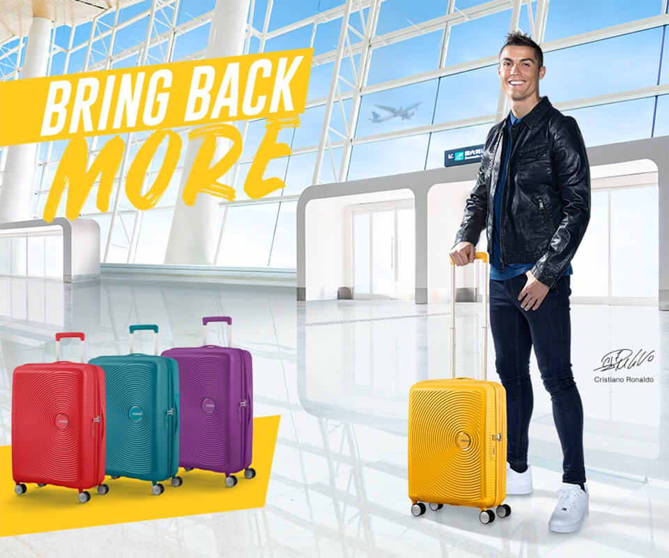 new arrival 18691 a8403 Luggage  Suitcases  American Tourister
